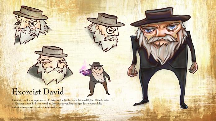 Exorcist David