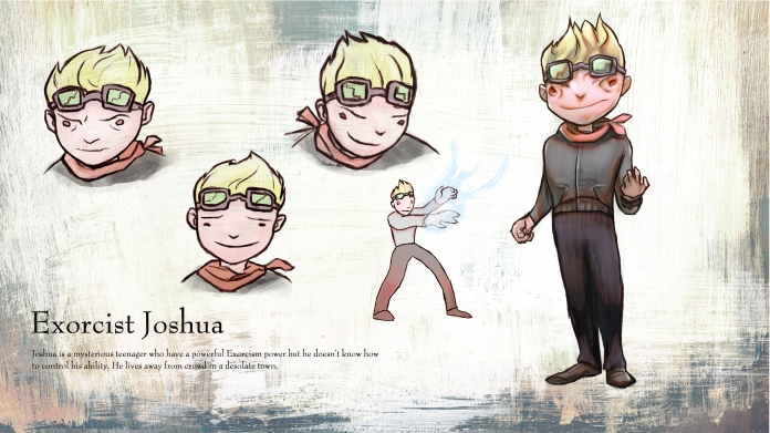 Exorcist Joshua